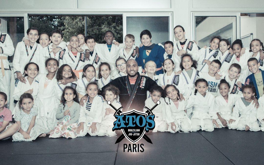 Ouverture du site Atos Paris